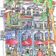 Raffles_courtyard